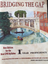 Bridging the gap 1st year proficiency