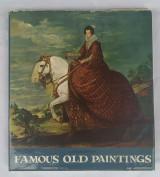A Collection of Famous Old Paintings Κατάλογος με έργα γνωστών Ευρωπαίων Καλλιτεχνών
