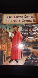Η θεία κωμωδία (αγγλικό & ιταλικό κείμενο)