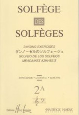 Lemoine Solfege 2A