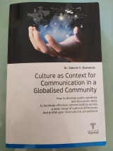 Culture as Context for Communication in a Globalised Community