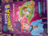 Super junior A to B coursebook