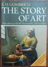 The story of art, 14th edition, with 407 illustrations, 216 in colour
