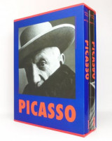 Picasso The Works 1890-1936 Volumes I and II [with Slip Case]