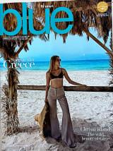 Blue  περιοδικό, Μay-June 2018