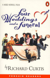 Four Weddings and a Funeral (Penguin Readers (Graded Readers))