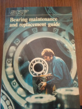 Bearing maintenance and replacement guide