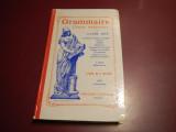 Grammaire Cours superieur - 1200 Exercices - Livre de L'Eleve - 146 Gravures - Novembre 1960