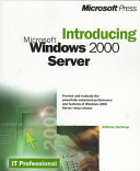 Introducing Microsoft Windows 2000 Server