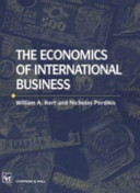 The Economics of International Business