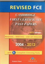 F.C. Past Papers Student's Book 2004-2012 Revised