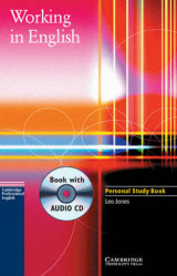Working in English Personal Study Book with Audio CD