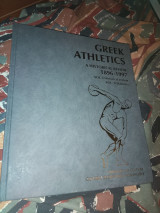 Greek Athletics - a Historical Review 1896-1997